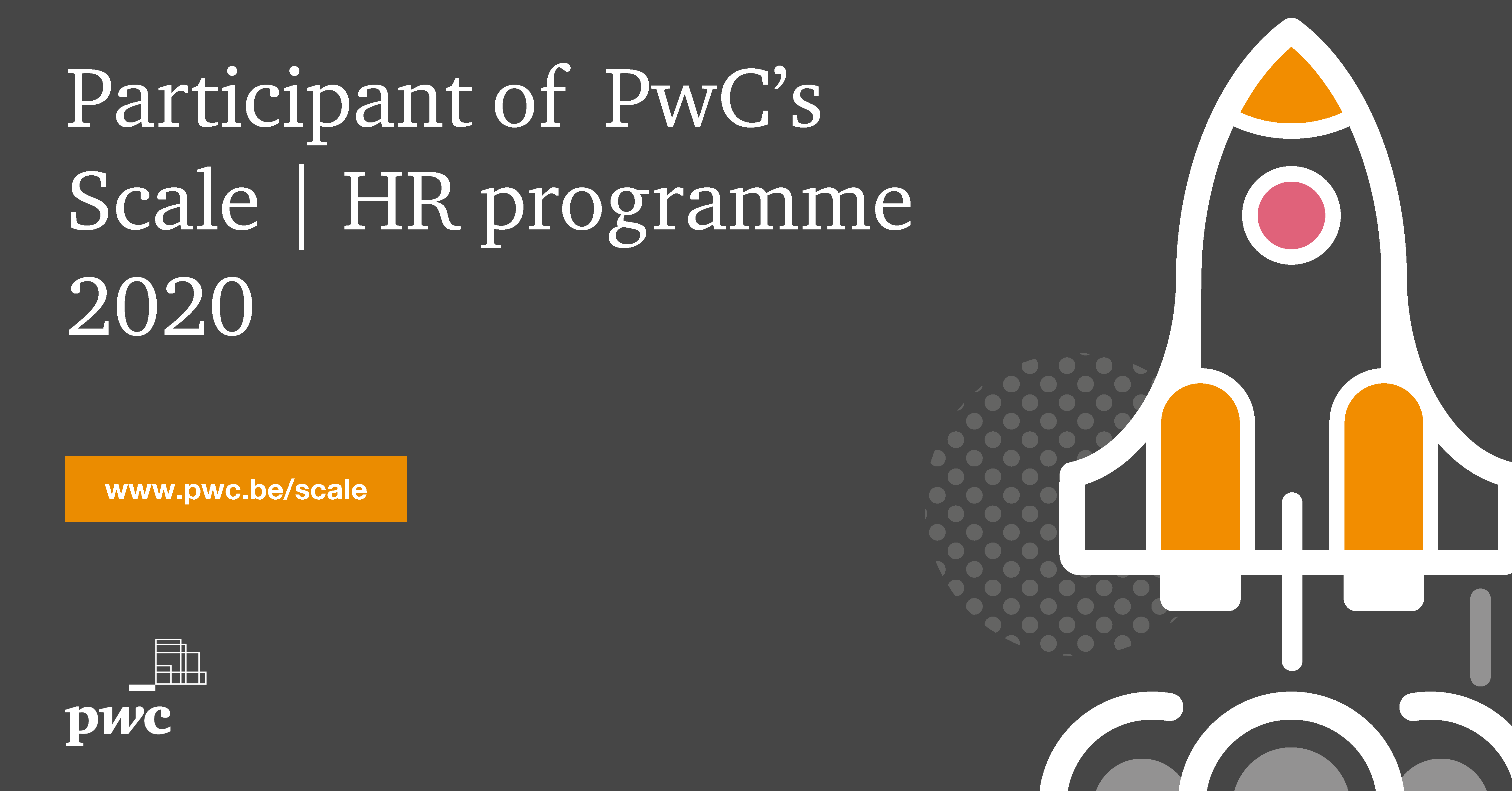 Participant of PwC's Scale HR programme 2020